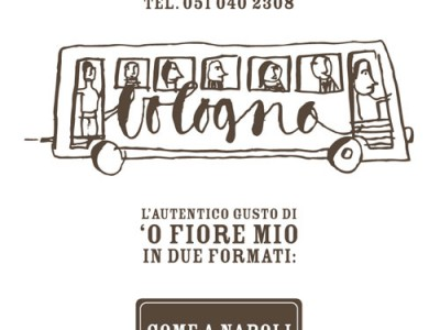 FROM FRIDAY 5th JUNE  O'FIORE MIO BOLOGNA WILL START HOME DELIVERY