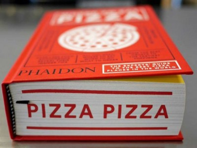 We are among the best Pizzerias in the World