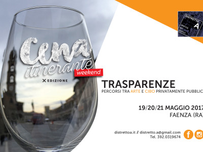 Cena Itinerante Weekend 2017: anche 'O Fiore Mio nel programma