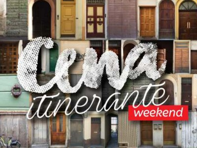 Cena Itinerante 2016 Social Dinner – : we were there!
